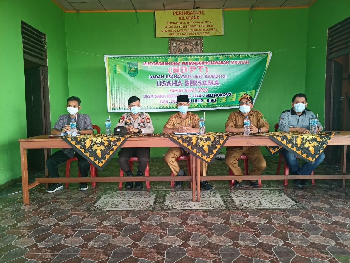 BUMDes Usaha Bersama Desa Sakarotan, Gelar MDPT Tahun 2020 - (Ada 0 foto)